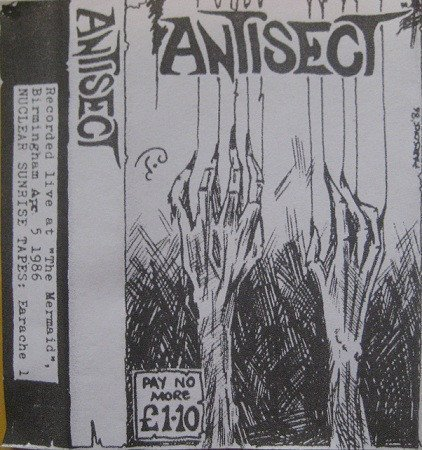 Antisect - Live At The Mermaid 1986