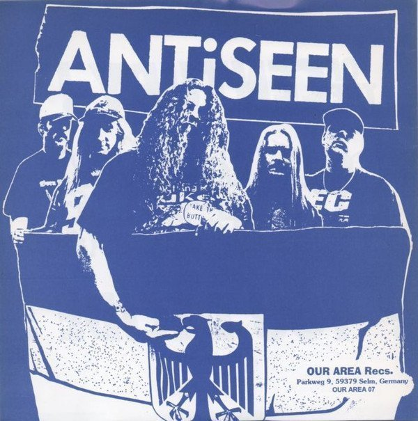 Antiseen - Absent Minded / Anthem