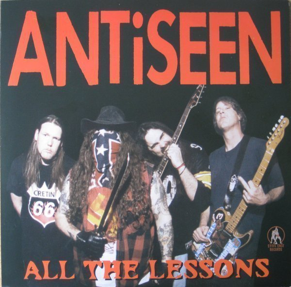 Antiseen - All The Lessons / Can