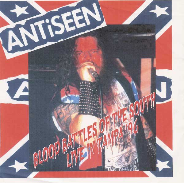 Antiseen - Blood Battles Of The South - Live In Tampa