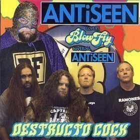 Antiseen - Burning Pussy / Destructo Cock