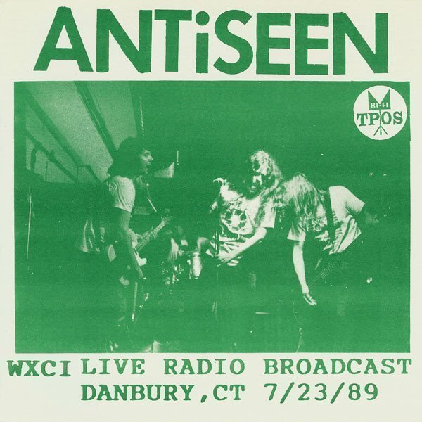 Antiseen - Conquers The North