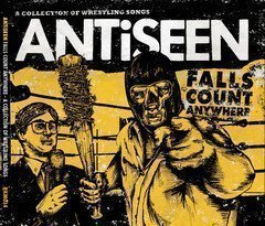 Antiseen - Falls Count Anywhere - A Collection Of Wrestling Songs