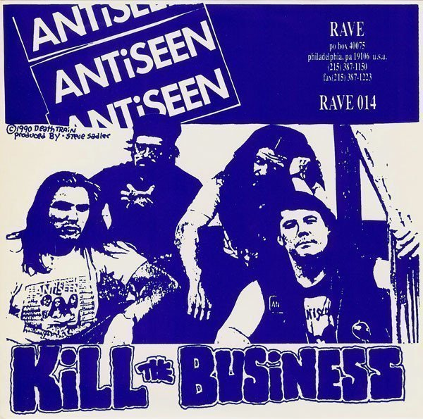 Antiseen - Kill The Business / H. H. H. H.