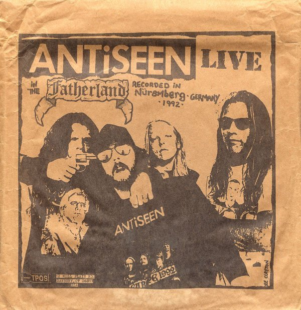 Antiseen - Live In The Fatherland / Forming