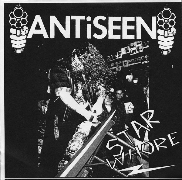 Antiseen - Star Whore / Jack And Shit