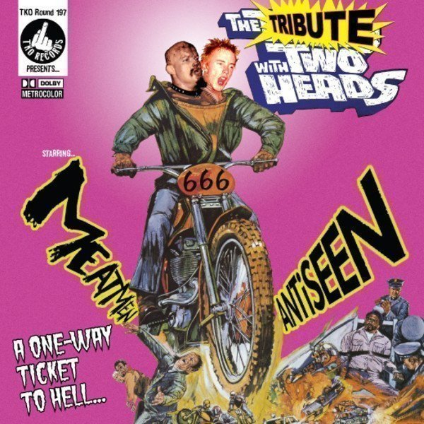 Antiseen - The Tribute With Two Heads
