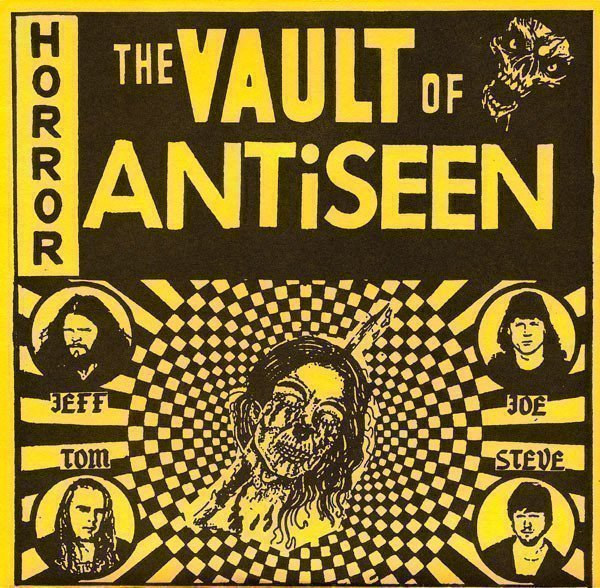 Antiseen - The Vault Of The Antiseen