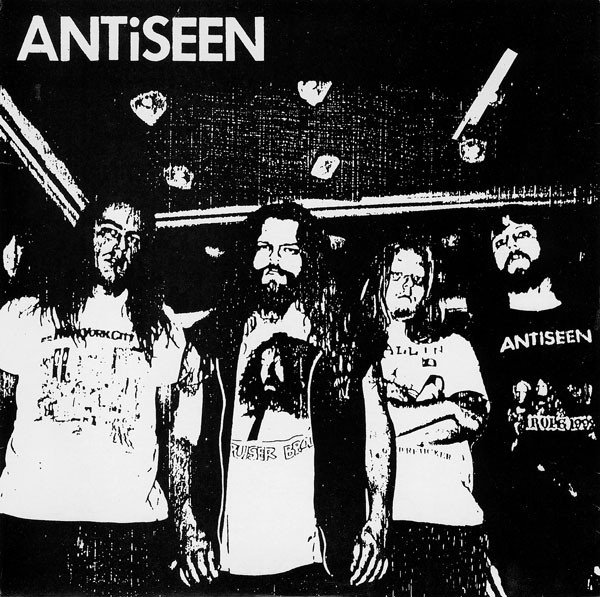 Antiseen - We Got This Far (Without You) / (We Will Not) Remember You