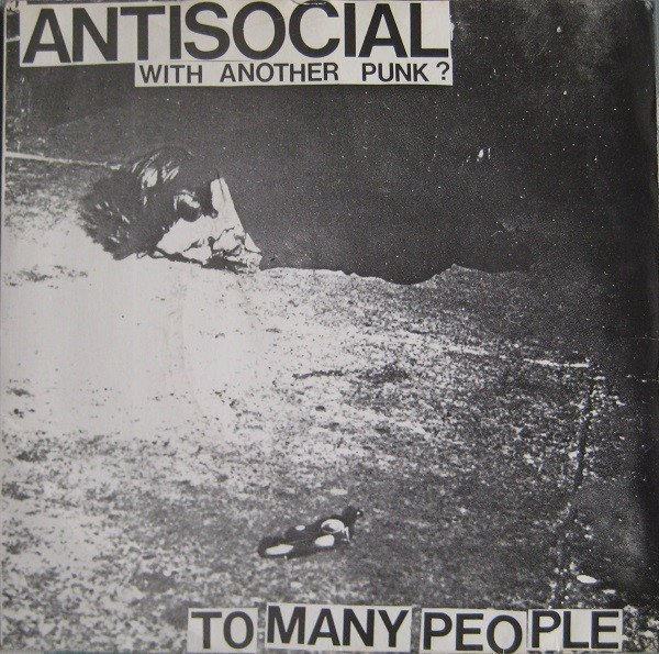 Antisocial - To Many People