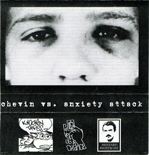 Anxiety Attack - Chevin / Anxiety Attack