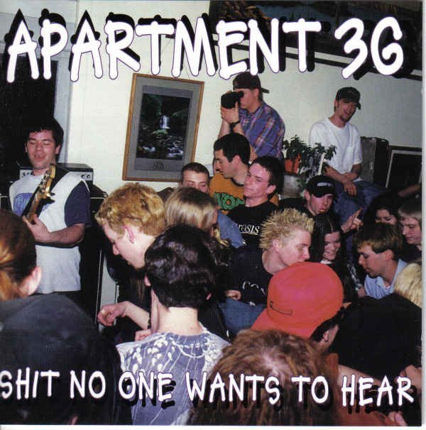 Apt3g - Shit No One Wants To Hear