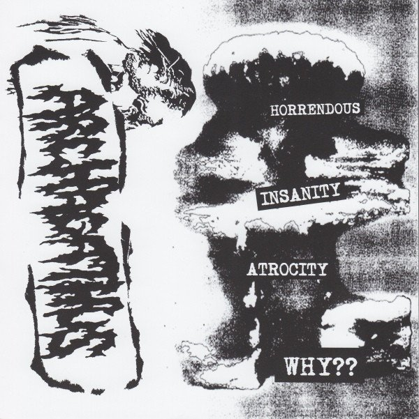 Archagathus - Horrendous Insanity Atrocity Why?? / No Thought