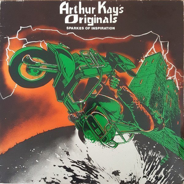 Arthur Kay And The Originals - Sparkes Of Inspiration