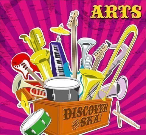 Arts - Discover The Ska!