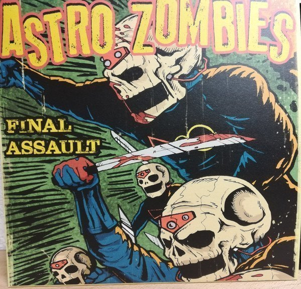 Astro Zombies - Final Assault