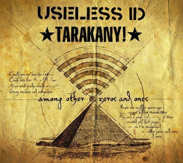 Ataris Vs Useless Id - Among Other Zeros And Ones