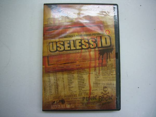 Ataris Vs Useless Id - DVD