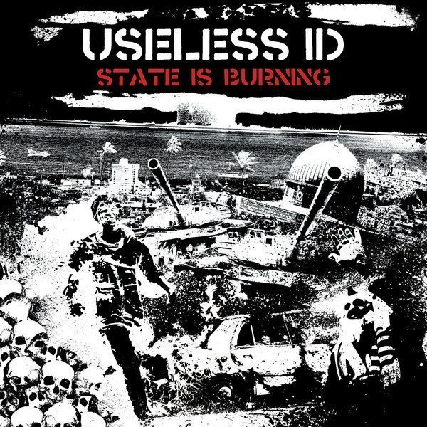Ataris Vs Useless Id - State Is Burning