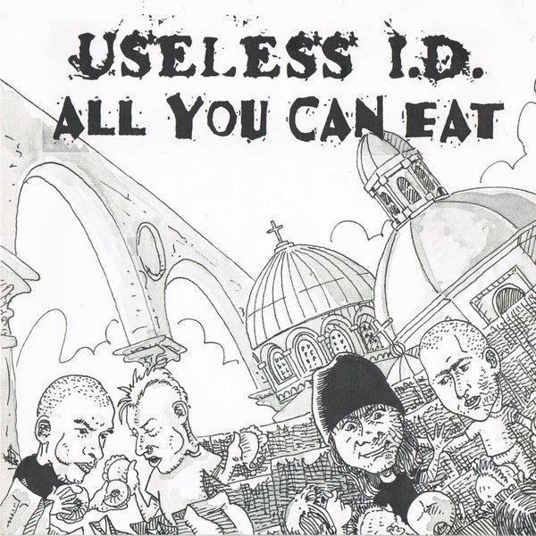 Ataris Vs Useless Id - Useless I.D. / All You Can Eat