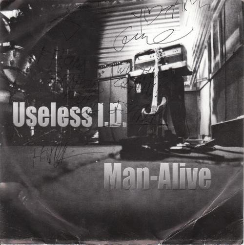 Ataris Vs Useless Id - Useless ID / Man-Alive