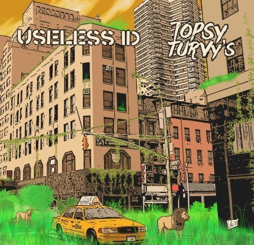 Ataris Vs Useless Id - Useless ID / Topsy Turvy