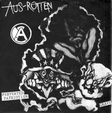Aus rotten - Aus-Rotten / Naked Aggression