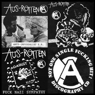 Aus rotten - Not One Single Fucking Hit Discography
