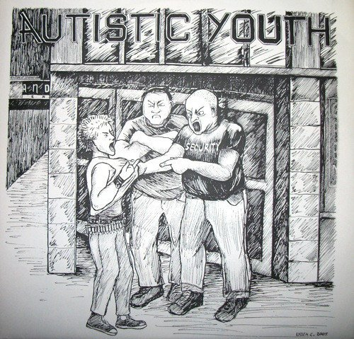 Autistic Youth - Banned From The Roseland