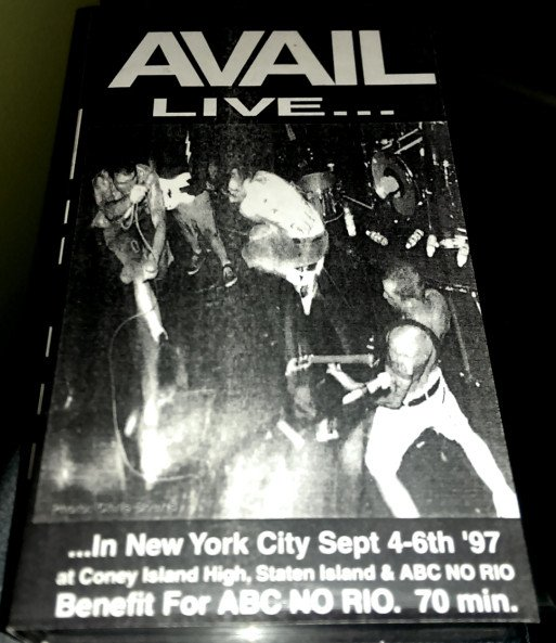 Avail - Live In NYC