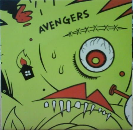 Avengers - Car Crash / We Are The One