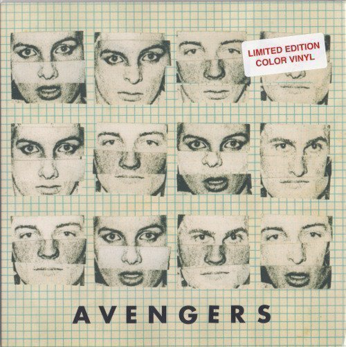 Avengers - The American In Me