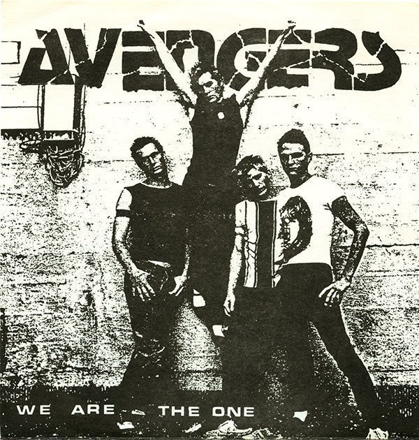 Avengers - We Are The One