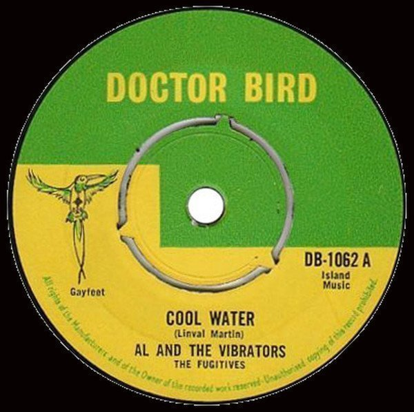Baba Brooks - Cool Water / Roll Call