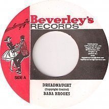 Baba Brooks - Dreadnaught / Me Naw Give Up