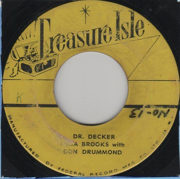 Baba Brooks - I Want My Cock / Dr. Decker