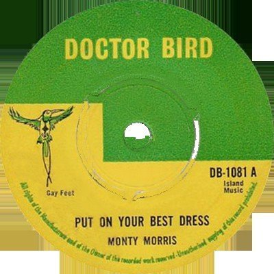 Baba Brooks - Put On Your Best Dress / Faberge