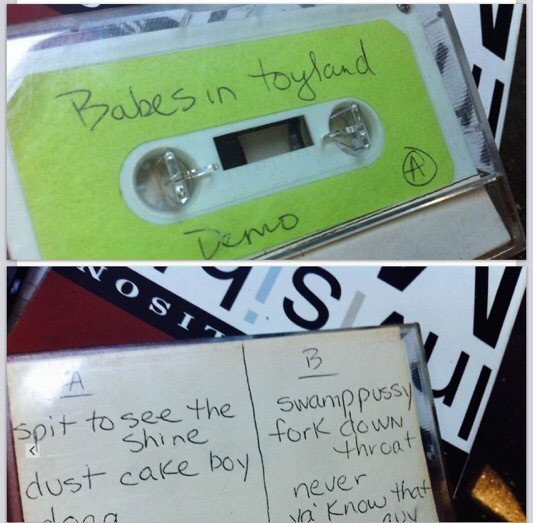 Babes In Toyland - Demo