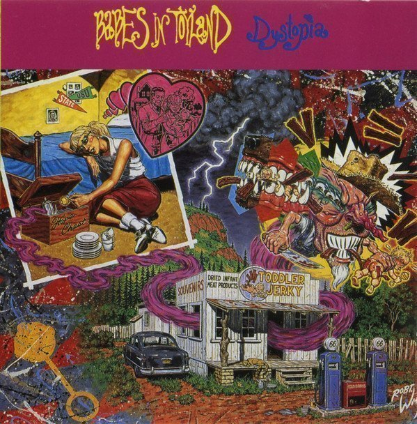 Babes In Toyland - Dystopia