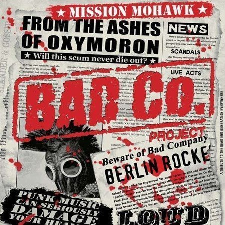 Bad Co Project - Mission Mohawk