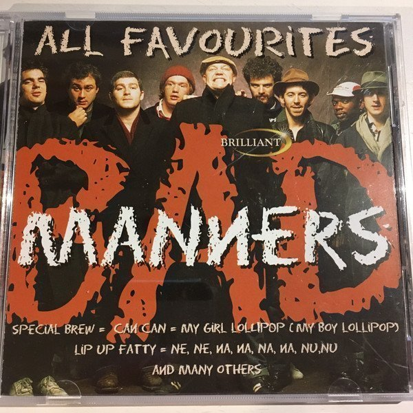 Bad Mannerd - All Favourites
