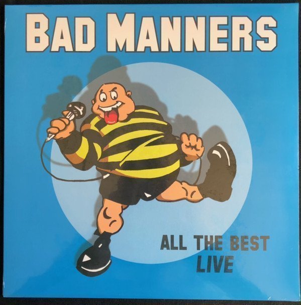 Bad Mannerd - All The Best Live