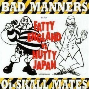 Bad Mannerd - Fatty England Vs Nutty Japan
