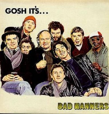 Bad Mannerd - Gosh It
