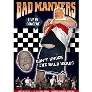 Bad Mannerd - Live In Concert - Don