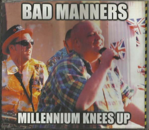 Bad Mannerd - Millennium Knees Up