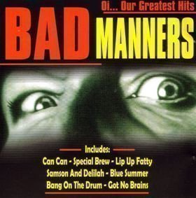 Bad Mannerd - Oi... Our Greatest Hits