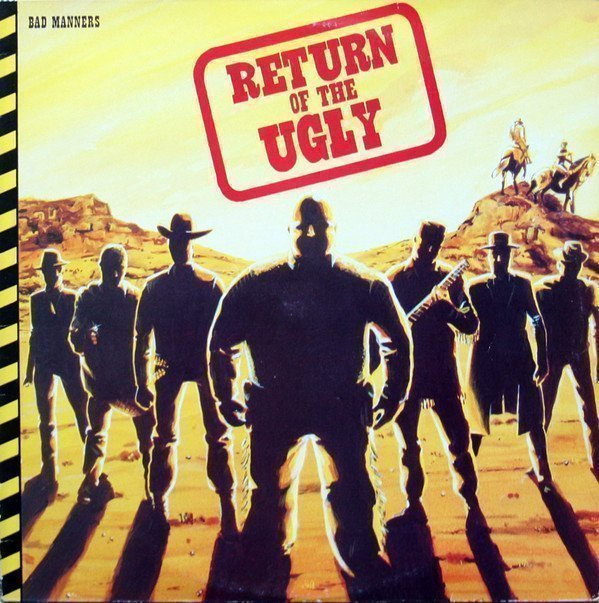 Bad Mannerd - Return Of The Ugly