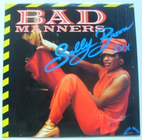 Bad Mannerd - Sally Brown
