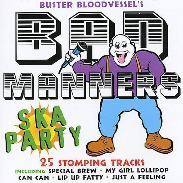 Bad Mannerd - Ska Party